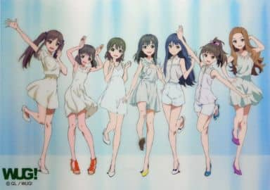 3Dポスター A.集合 「Wake Up. Girls!」
